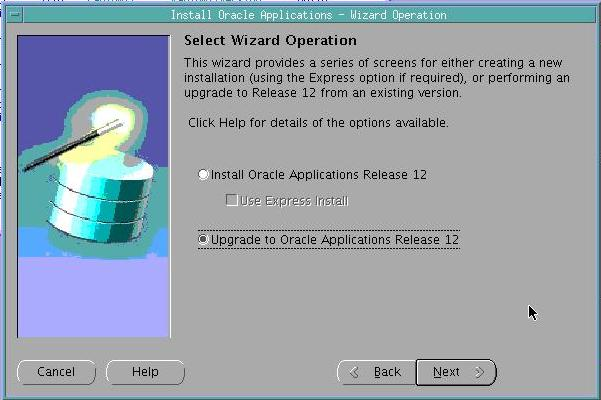 Upgrading Oracle Application 11i to E-Business Suite R12