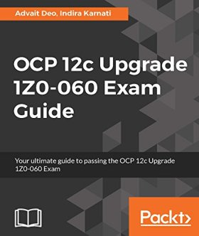 Oracle 12c upgrade book
